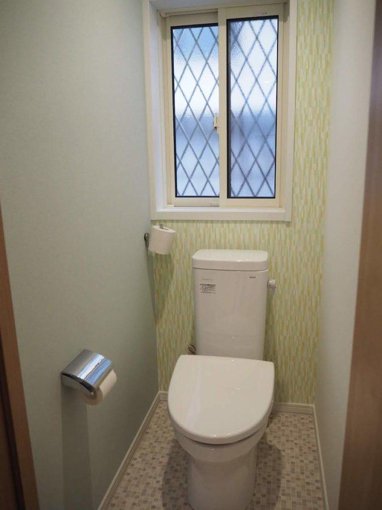 アクセントクロスを使った場所と実例写真まとめ キッチン背面 トイレなど オウチタテル